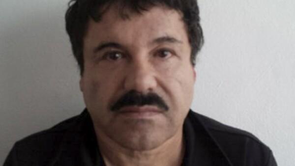 Joaquín Guzmán se fugó en julio de 2015 de un penal de alta seguridad