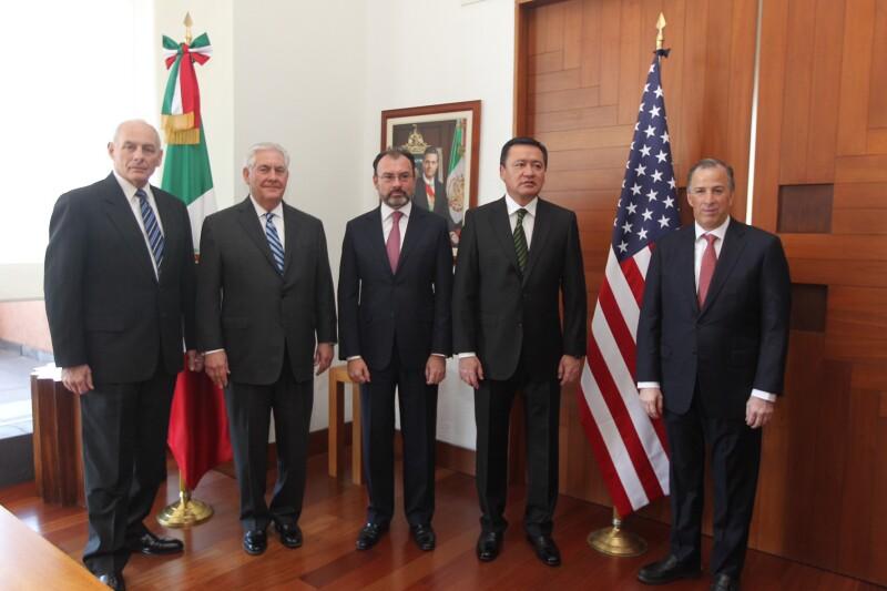 De visita en México