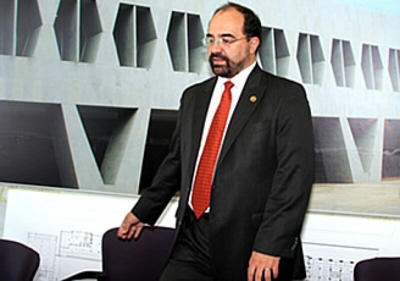 Emilio Álvarez Icaza, quien encabeza la presentación del Programa, dejará la Comisión de Derechos Humanos del DF el 30 de septiembre. (Foto: Notimex)