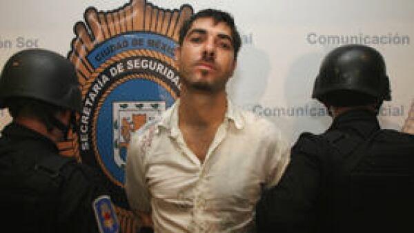 Benjamín Yeshurun Sutchi fue detenido en 2005.