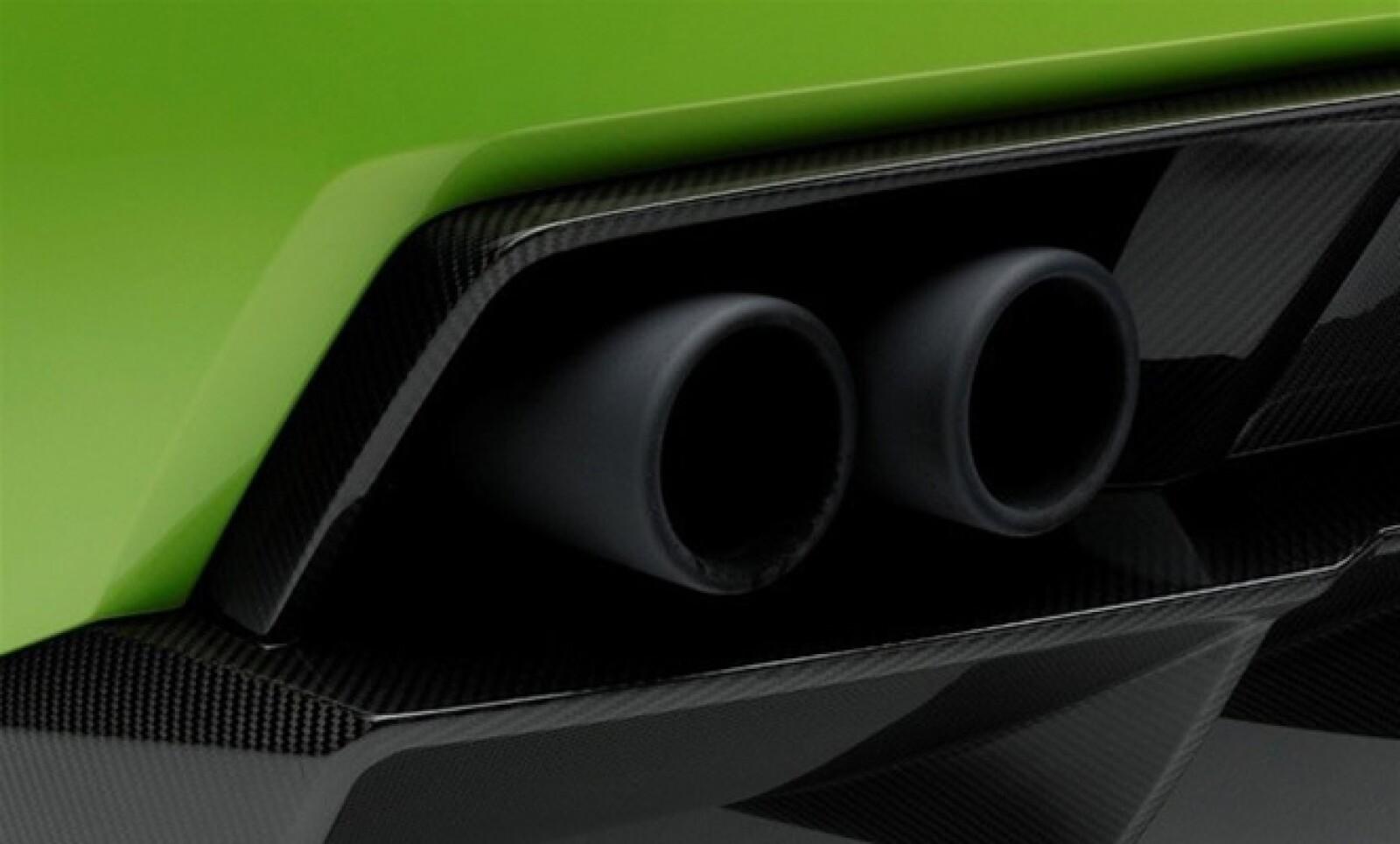 Su doble escape plantea la combinación perfecta entra potencia, rendimiento y velocidad.
