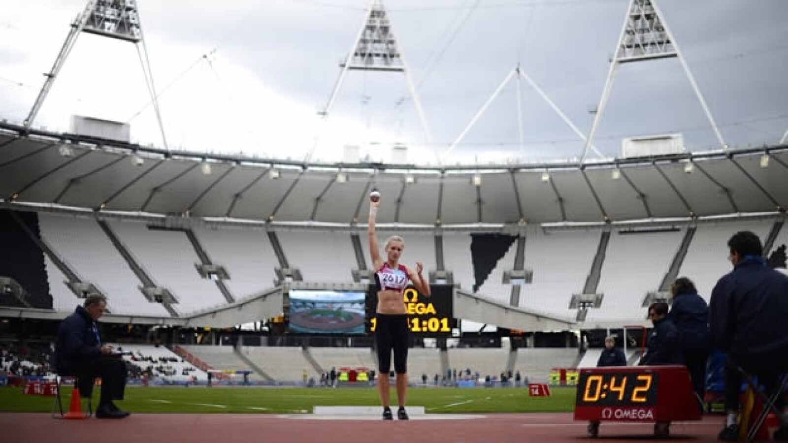 Estadio Olímpico apertura 3