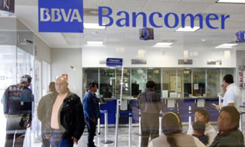 BBVA tuvo una ganancia neta de 1,785 mdd en México en los primeros nueve meses de 2013. (Foto: Cuartoscuro)