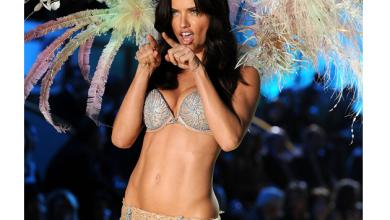 """Adriana Lima portó el """"Bombshell Fantasy Bra"""" en 2010, esta prenda tenía un valor de 2 millones de dólares."""
