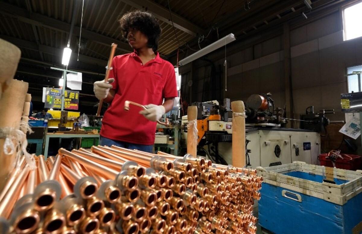 Resultado de imagen para mano de obra migrante en japón