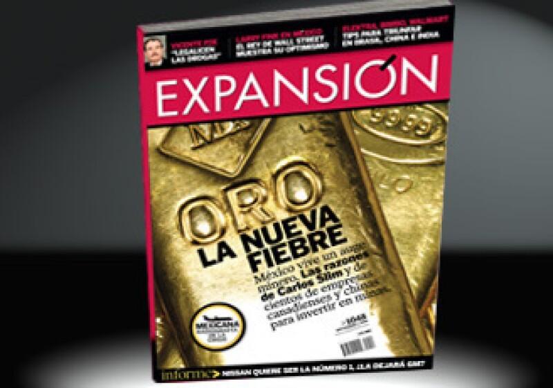 La revista se encuentra en circulación a partir del 1 de septiembre. (Foto: Especial)