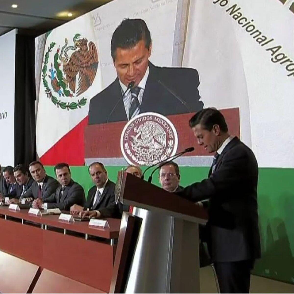 En negociación del TLCAN, Peña exigirá respeto para México