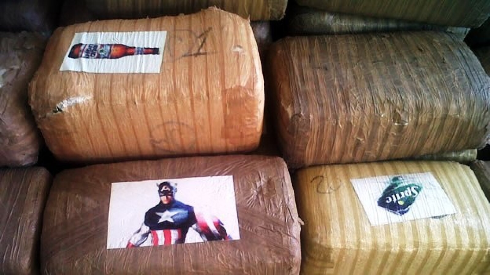 narco túnel droga Tijuana