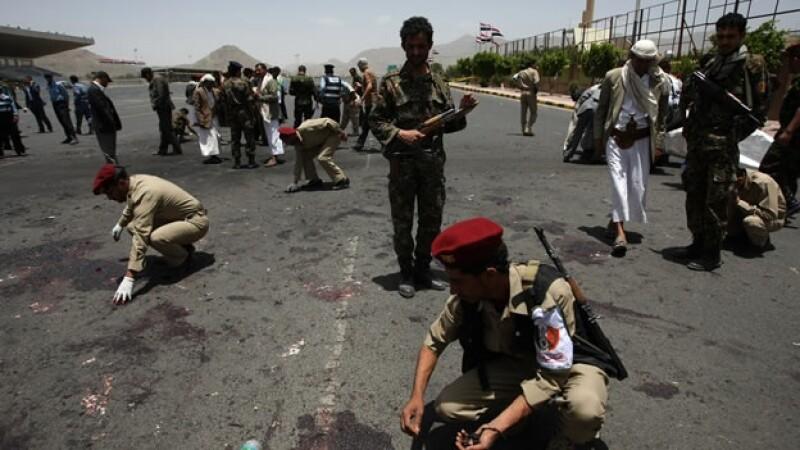 Ataque suicida en Yemen