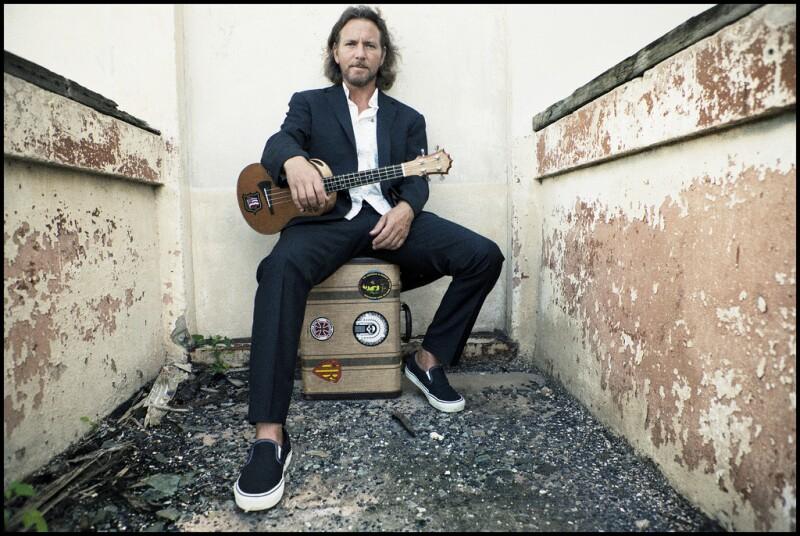 Eddie Vedder (Foto: David Clinch)