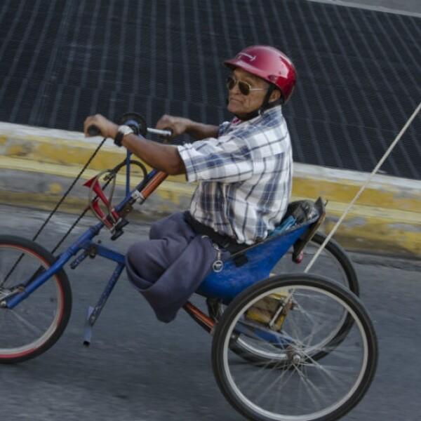 Rodada bicicleta