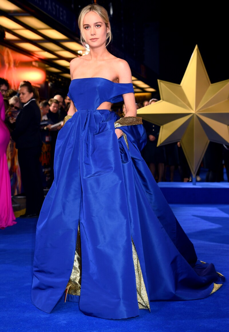"""Captain Marvel European Gala"" - VIP Arrivals"
