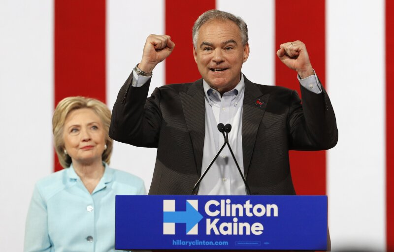 El dúo demócrata