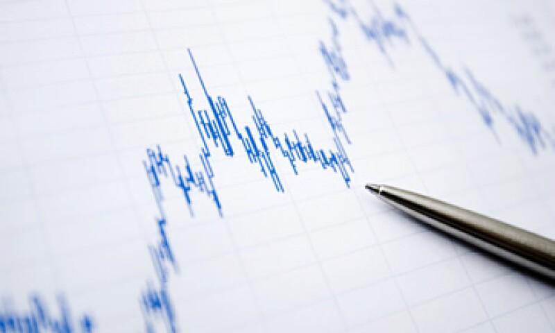 En la Bolsa Mexicana de Valores, el principal índice, el IPC, subía 493.43 puntos, 1.56%, a 32, 209.21 unidades. (Foto: Photos to go)