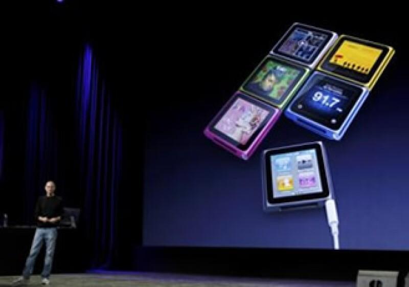 Steve Jobs anunció que Apple ha vendido 275 millones de iPods. (Foto: Reuters)