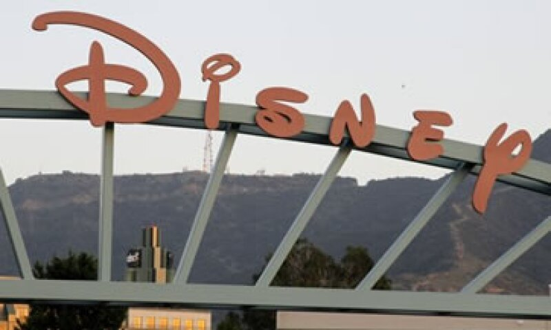 Disney tuvo un icnremento de 6% en sus ingresos a 9.629 mdd. (Foto: Reuters)