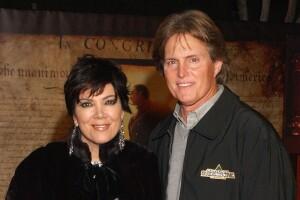 Kris y Bruce Jenner