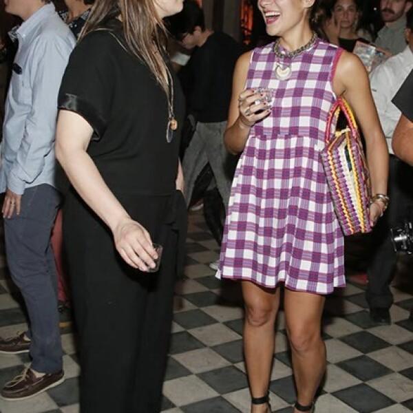 Diana Prieto y Scarlett Dayly