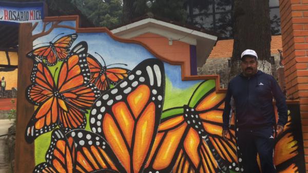 homero gomez mariposa monarca