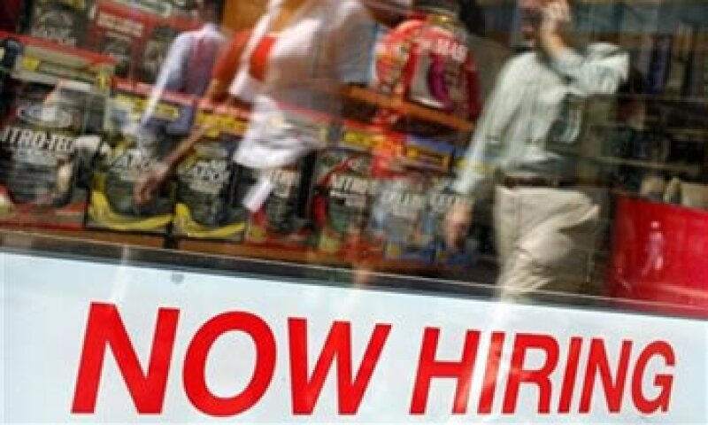 El reporte de ADP es visto como un anticipo del informe oficial de desempleo. (Foto: Reuters)