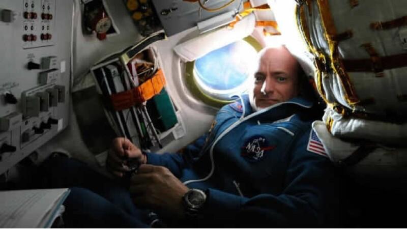 astronauta estadounidense Scott Kelly