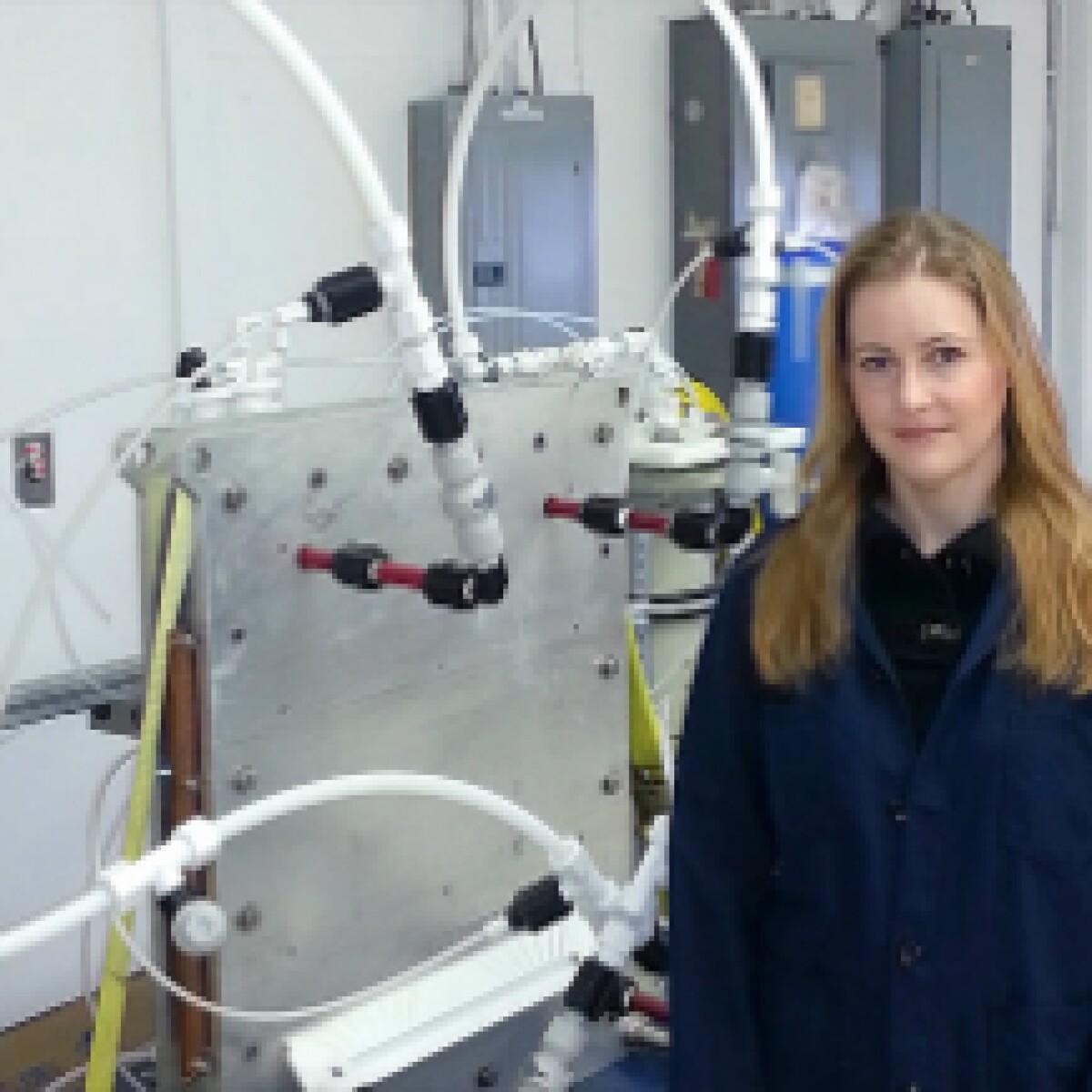 Científica crea tecnología para reciclar el CO2