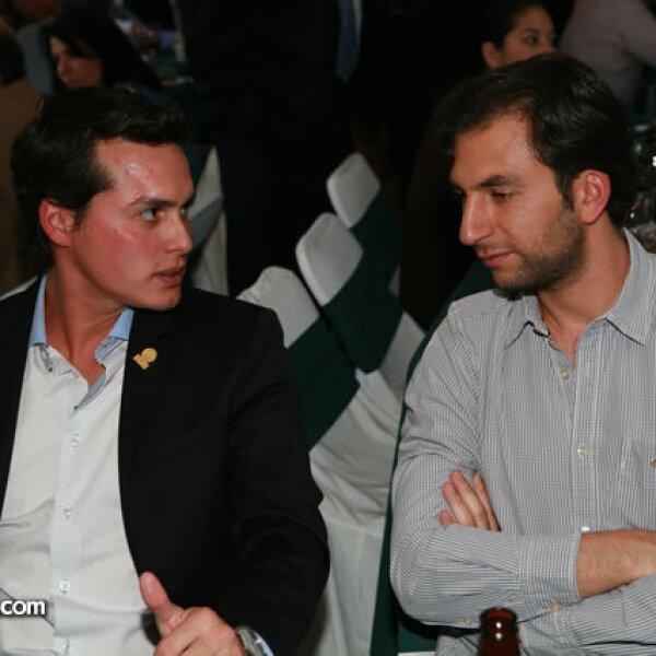 Eduardo Angulo y Carlos Dayan