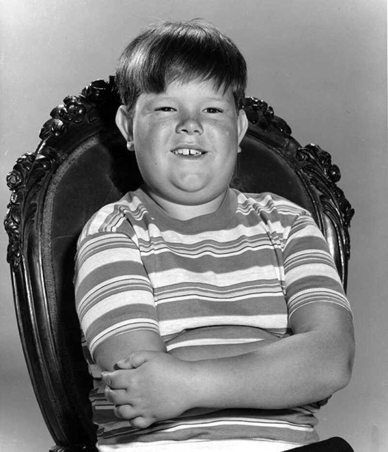 El actor se dio a conocer en su infancia tras dar vida a