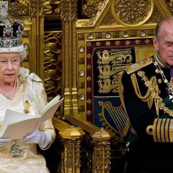 reina isabel ii discurso apertura parlamento