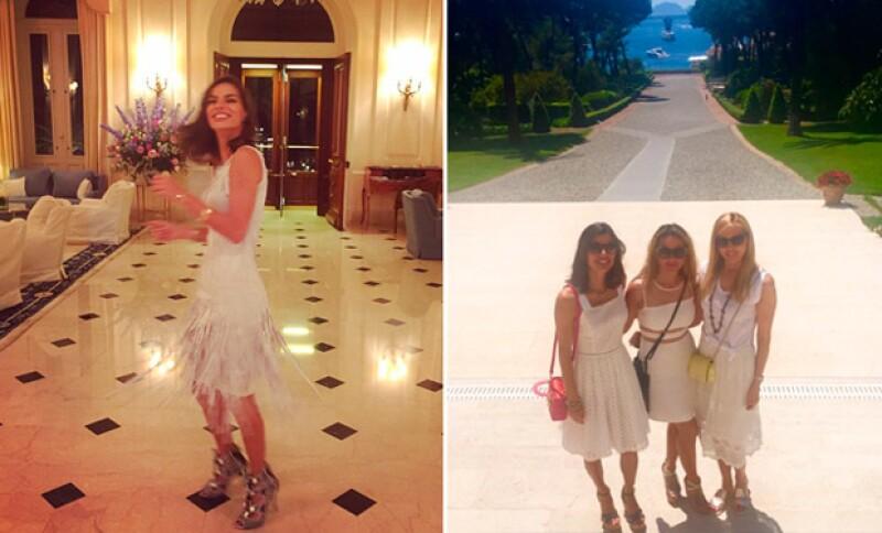 Bárbara ha tenido incontables experiencias durante su paso por Mónaco y ahora, por Cannes.