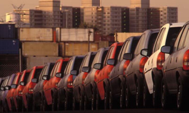 En 21011, Argentina tuvo un déficit en su intercambio de vehículos con México de casi 1,000 mdd.  (Foto: Getty Images)