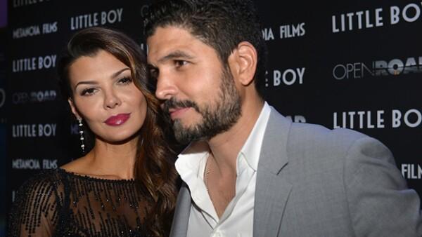 El suegro y cuñado de Ali Landry, esposa del director mexicano Alejandro Monteverde, fueron hallados en Veracruz luego de haber sido secuestrados.