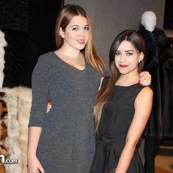 Fernanda Lira y Fernanda Ferra