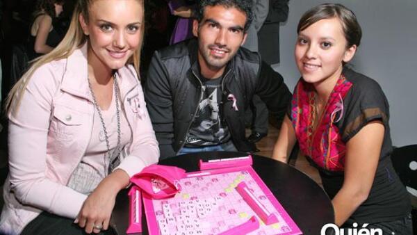 Lanzamiento Scrabble rosa