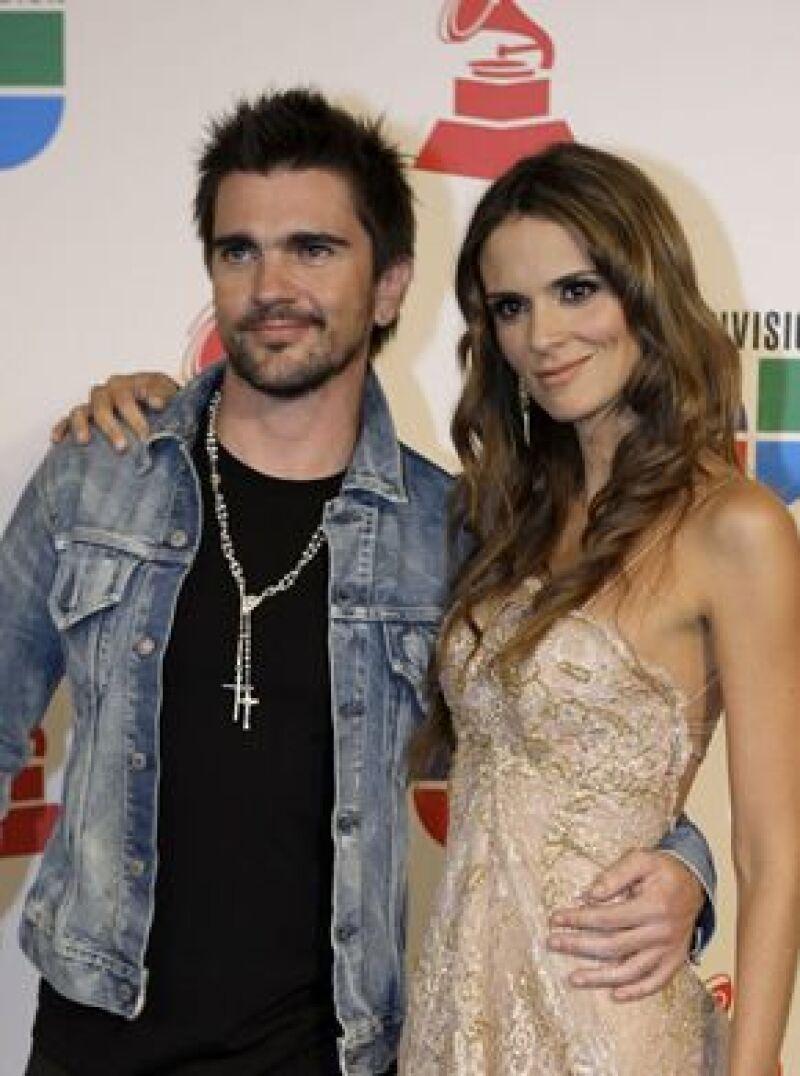 El cantante colombiano tiene cinco candidaturas en los Premios Lo Nuestro.