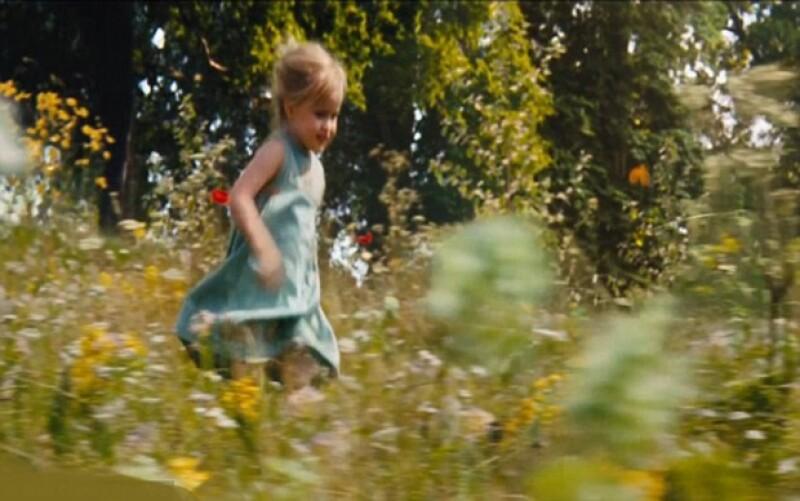Vivienne debutará en pantalla en mayo próximo.