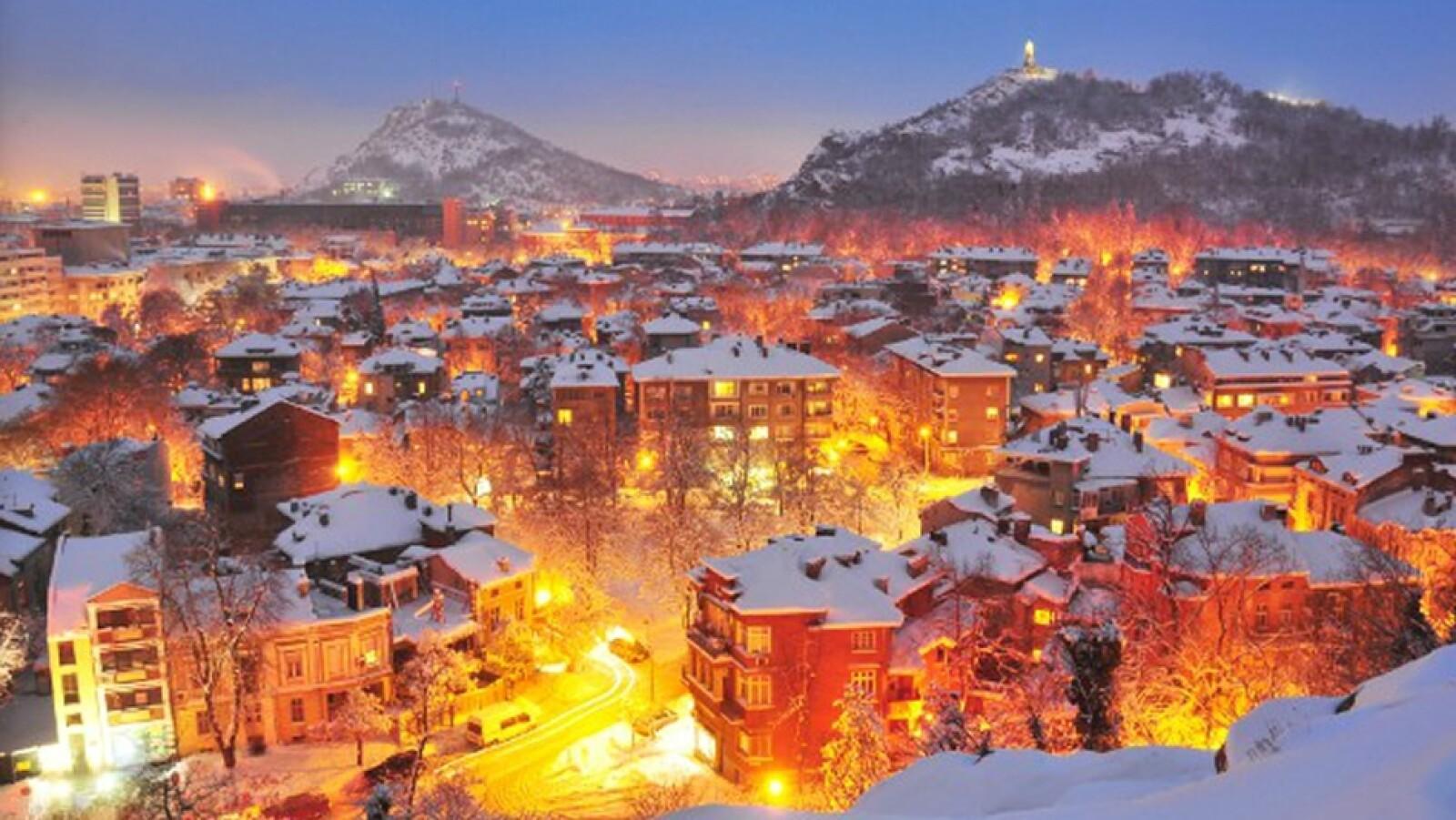 Plovdiv, Bulgaría