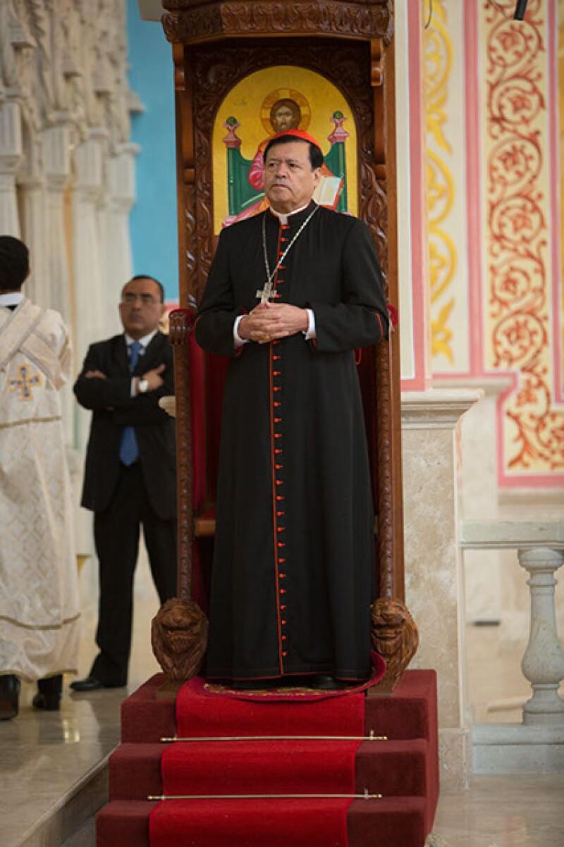 El cardenal de la Iglesia Católica mexicana afirmó que no ven con malos ojos el uso terapeútico; sin embargo, recordó que condenan cualquier otro uso de la cannabis.