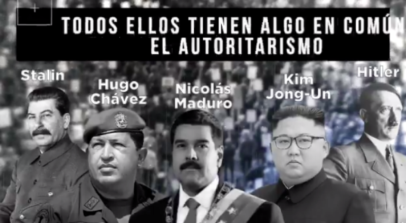 PAN spot Autoritarismo