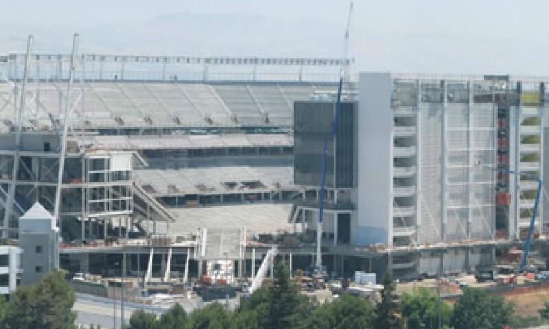El estadio contará con butacas estilo el sofá de una sala. (Foto tomada de Facebook.com/SANFRANCISCO49ERS)