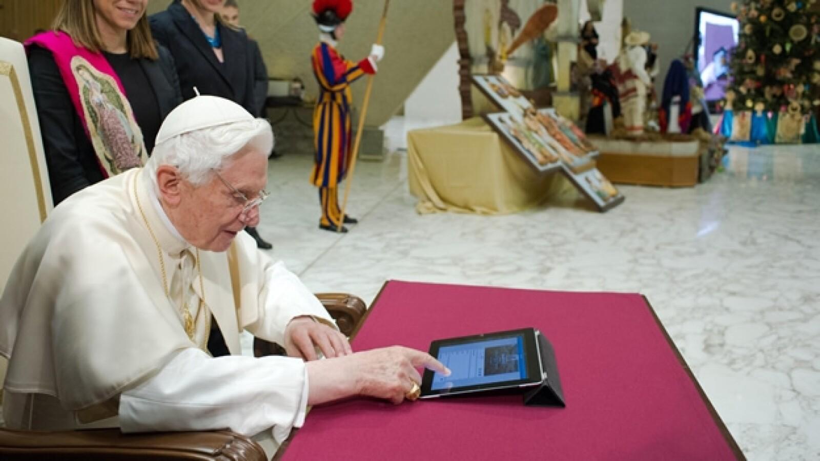 Benedicto XVI Twitter