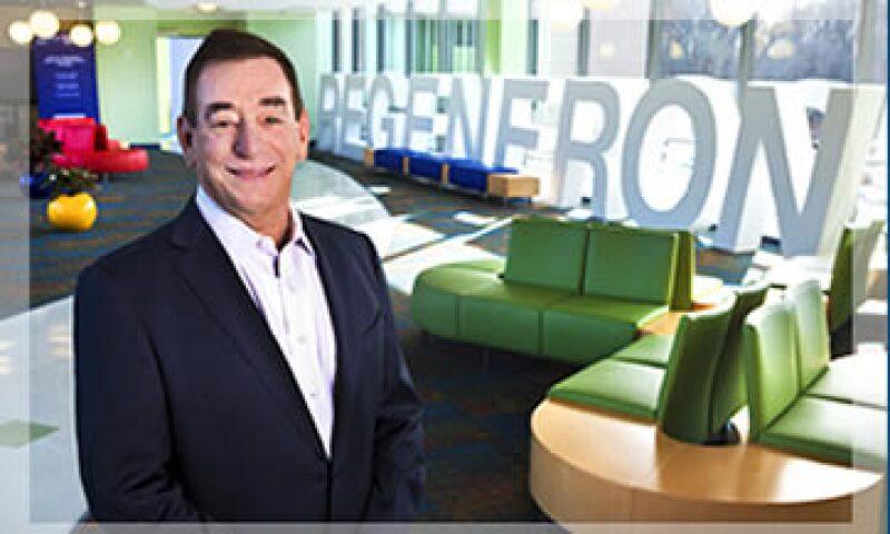Leonard Schleifer es el multimillonario CEO de Regeneron, una de las firmas de biotecnología líderes en el mundo. (Foto: Tomada de regeneron.com)