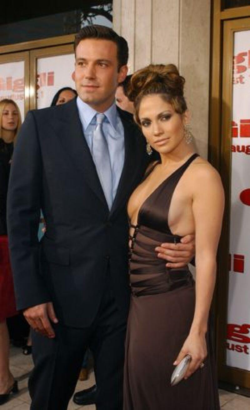 La buena relación entre la cantante y el actor, quienes estuvieron comprometidos en el pasado, habría sido uno de los detonantes del final del matrimonio del actor con Jennifer Garner.