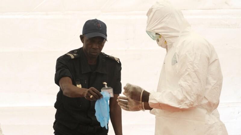 Ébola-controles