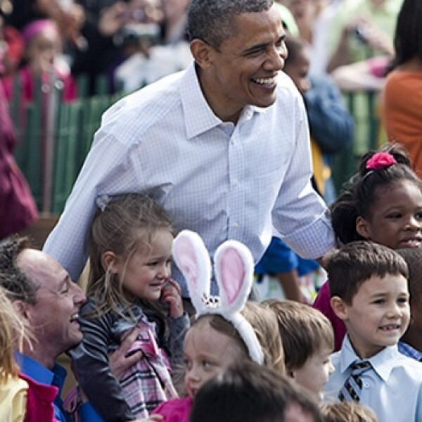obama, casablanca, michelle, pascua, huevos, conejo