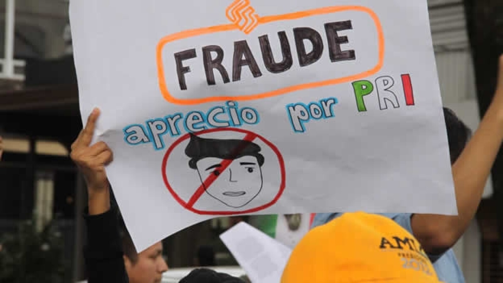 protesta antipeña en xalapa
