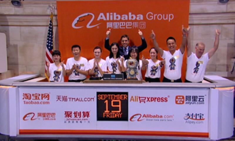 Alibaba espera que los recursos provenientes de su OPI le ayuden a su expansión en Estados Unidos y otros mercados. (Foto: tomada de CNNMoney.com)