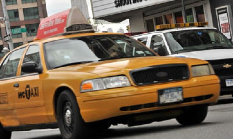 Los permisos para operar un taxi amarillo en NY llegaron a costar un millón de dólares. (Foto: Getty Images )