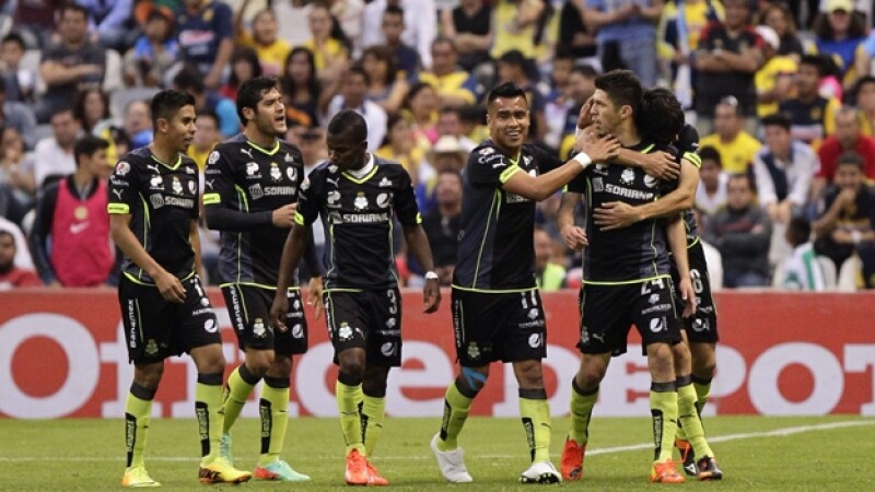 Santos America futbol