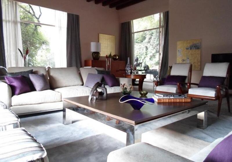Casa Prieto L�pez Sal�n intervenido